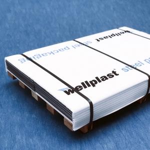 Wellplast®- kanalplast för bygg & industri
